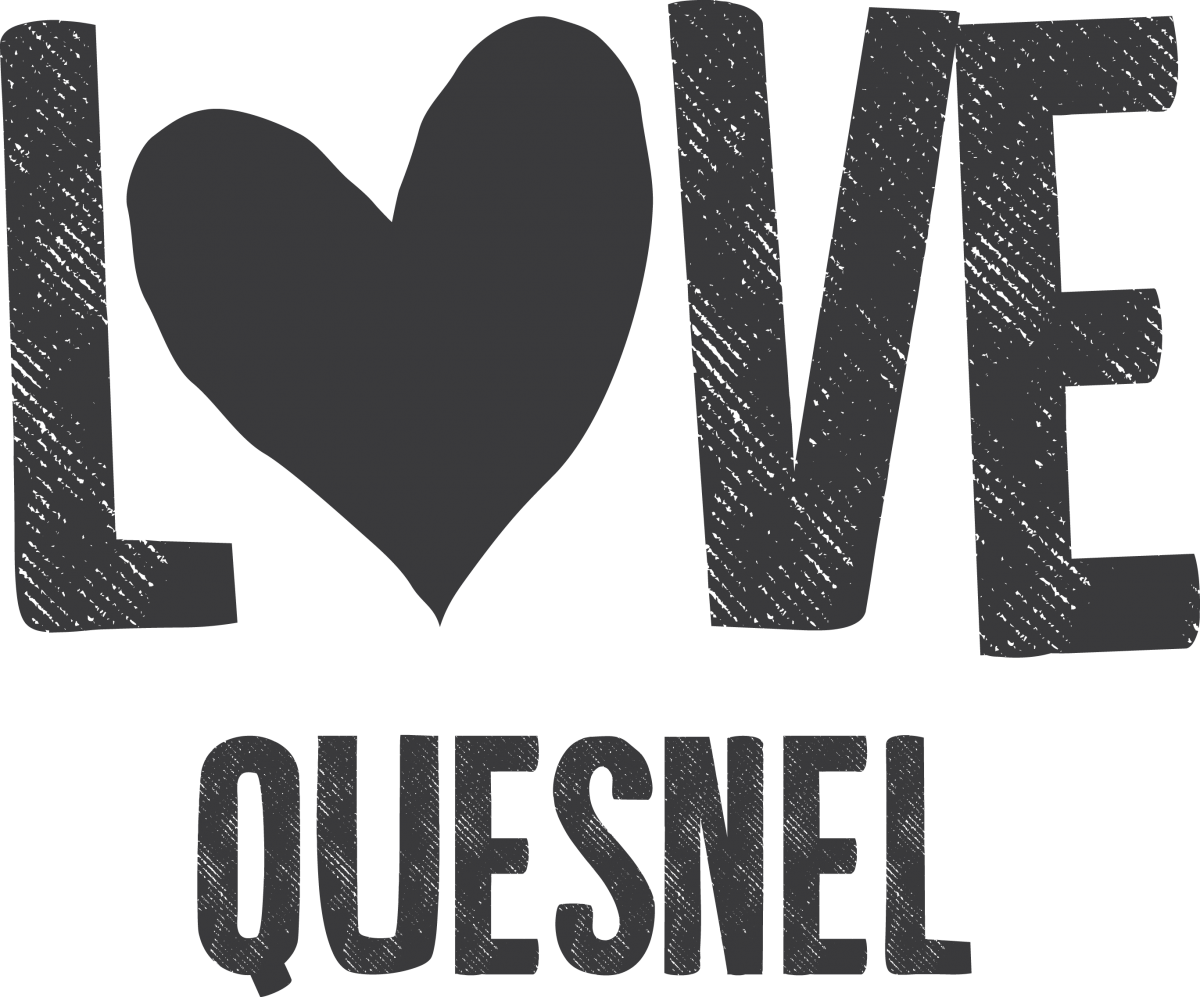 Love Quesnel logo