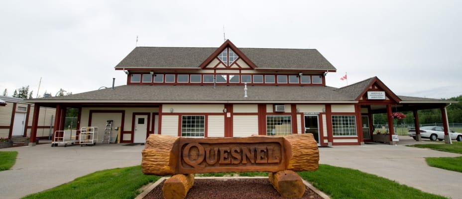 Quesnel Airport