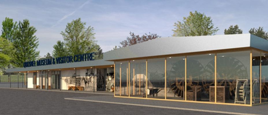 Quesnel Museum Renovation Concept