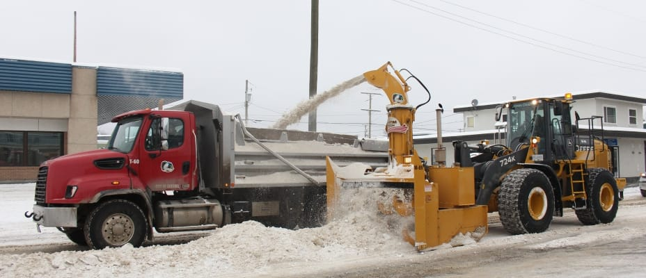 Quesnel Snow Removal