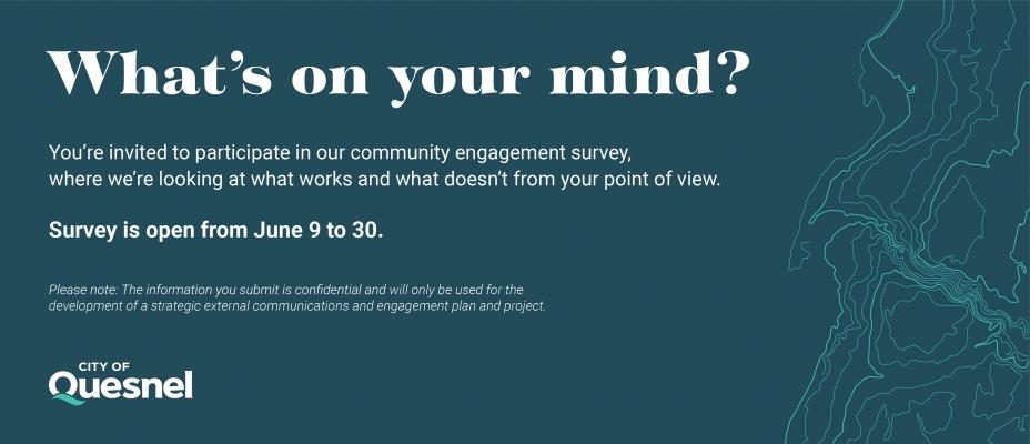 Community Engagement Survey image