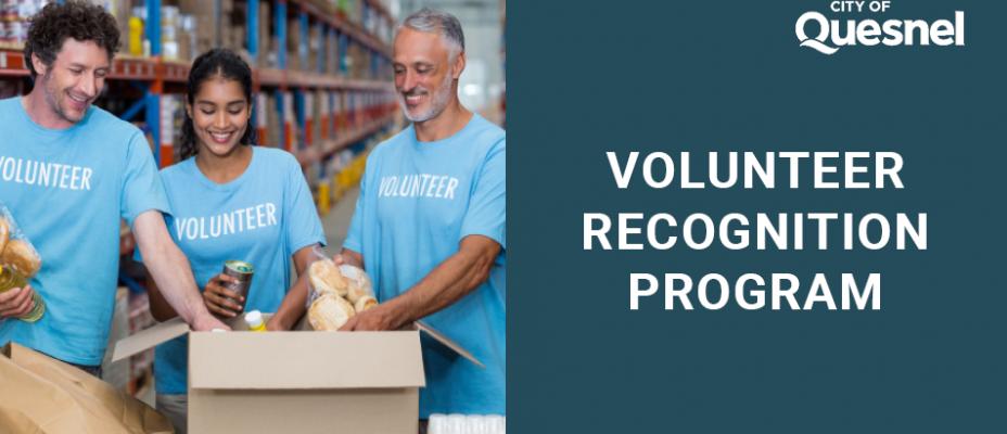 Volunteer Recognition Program