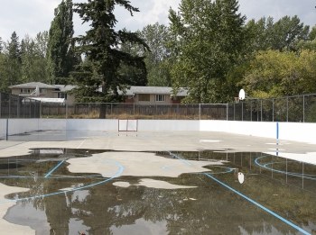 Lewis Drive Rink Park Quesnel
