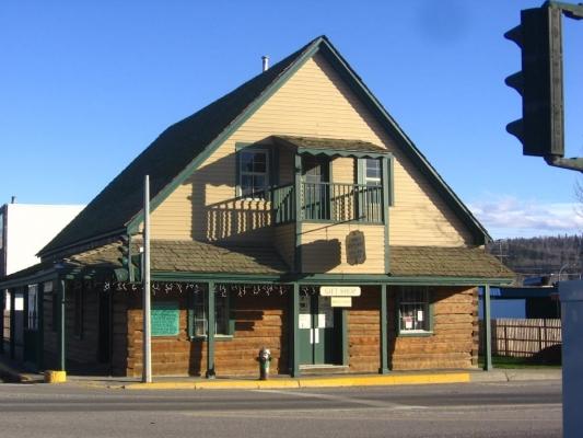 Hudson's Bay Company Building - Front Elevation