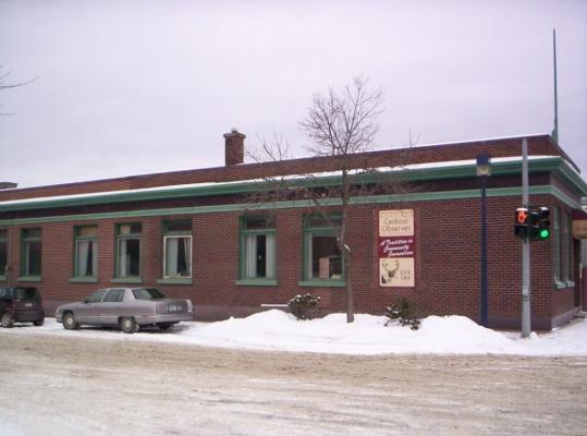 Royal Bank Building - East Elevation