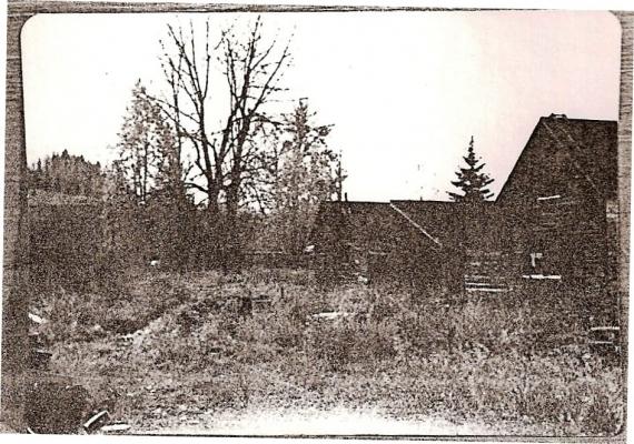 Johnston Farm - Historic, date unknown