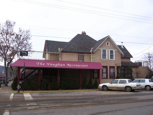 Hoy House - East Elevation