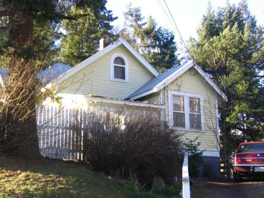 Dr. G. R. Baker House - East Elevation