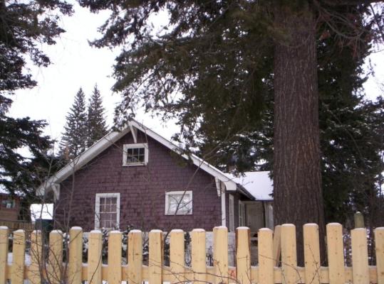 Winder House - West Elevation