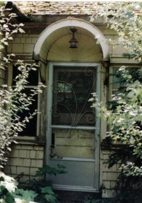 Hooded Doorway