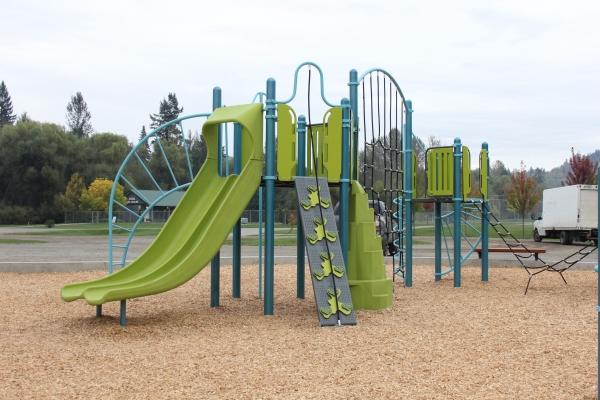 West Fraser Timber Park Playground