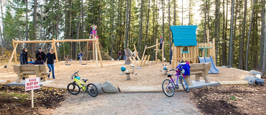 South Quesnel Playground